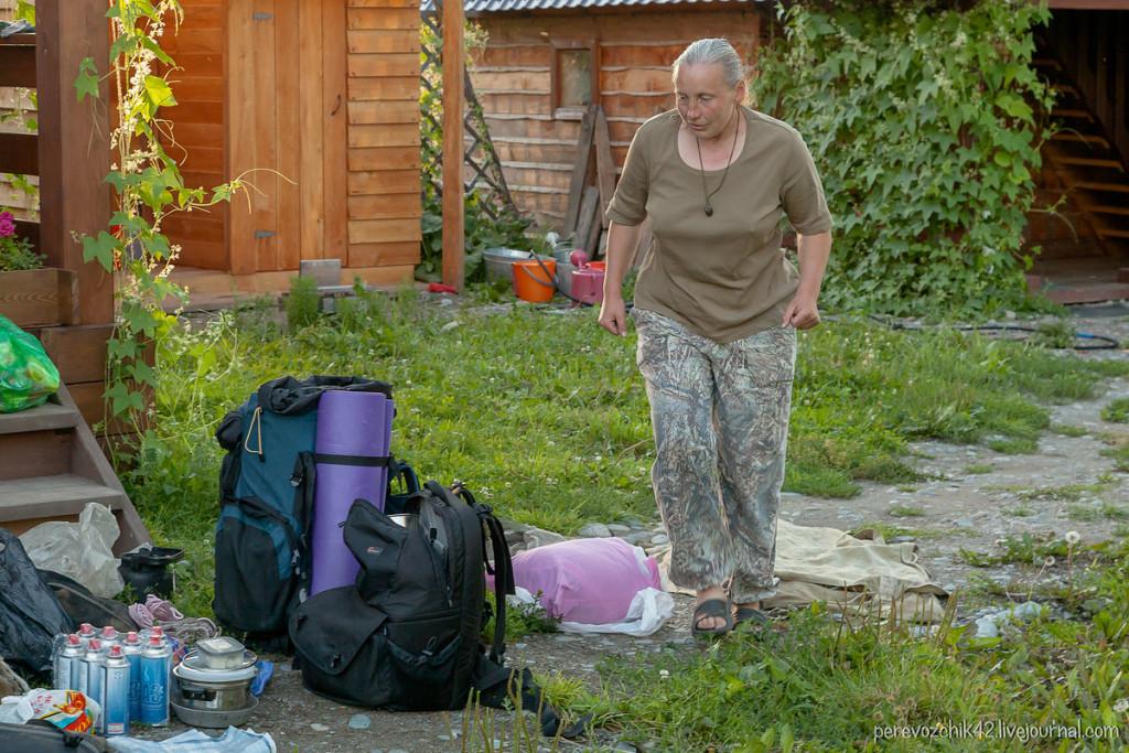 Айю. Проверка готовности к путешествию. Фото: Дмитрий Анисимов