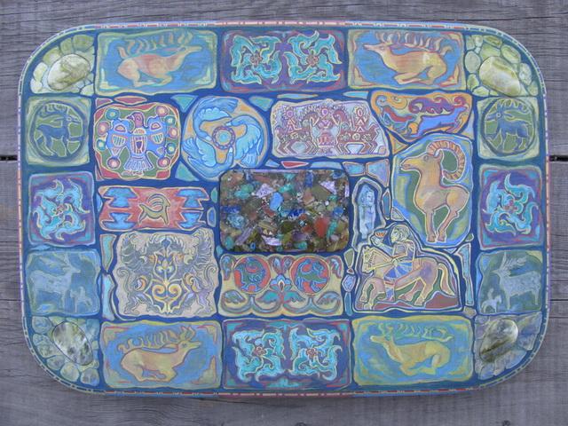 Мозаика времен
