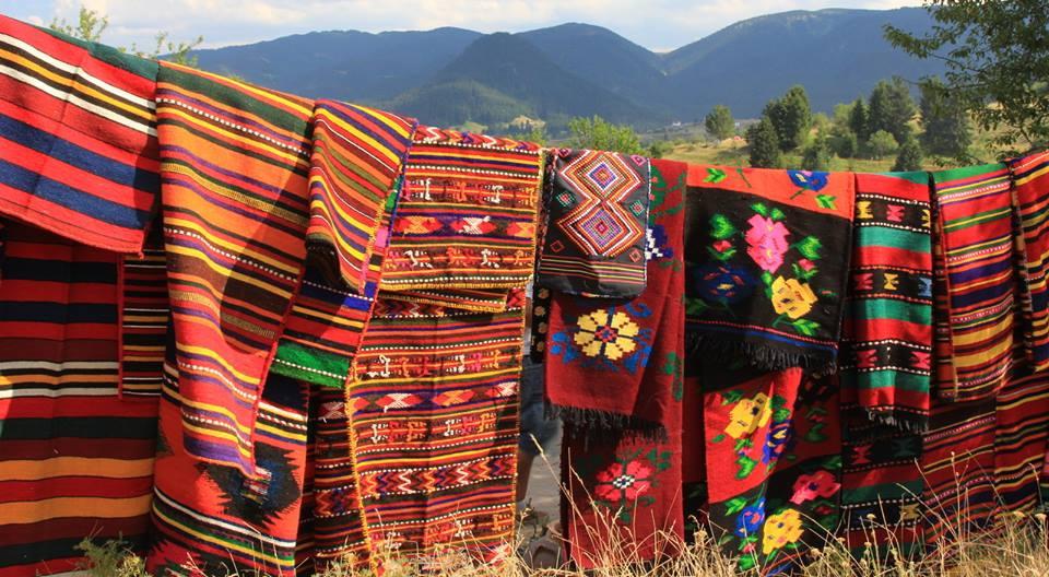 Паласы и килимы — традиционные повседневные ковры