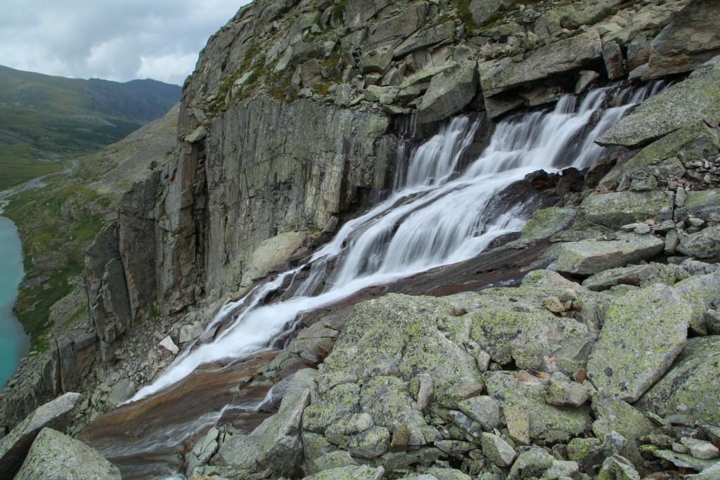 Акчанские водопады. Фото: Дмитрий Анисимов