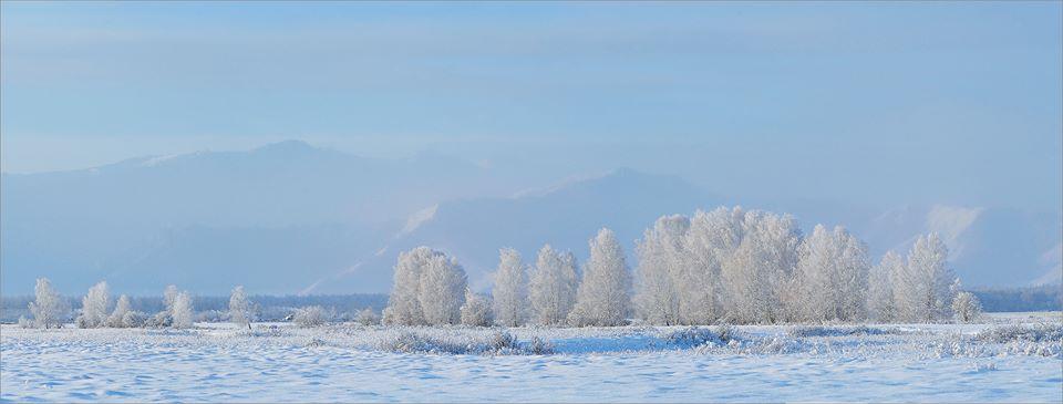 Утро. Фото: Закир Умаров