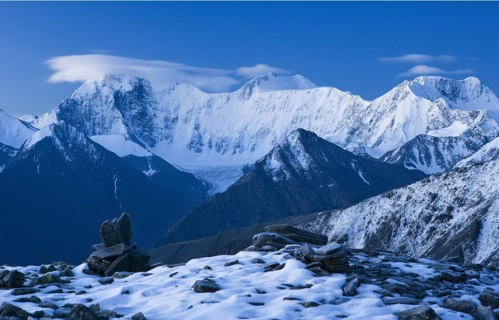 Белуха Фото: Михаил Вершинин