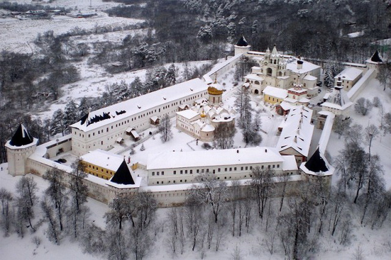 Звенигород. Саввино-Сторожевский монастырь
