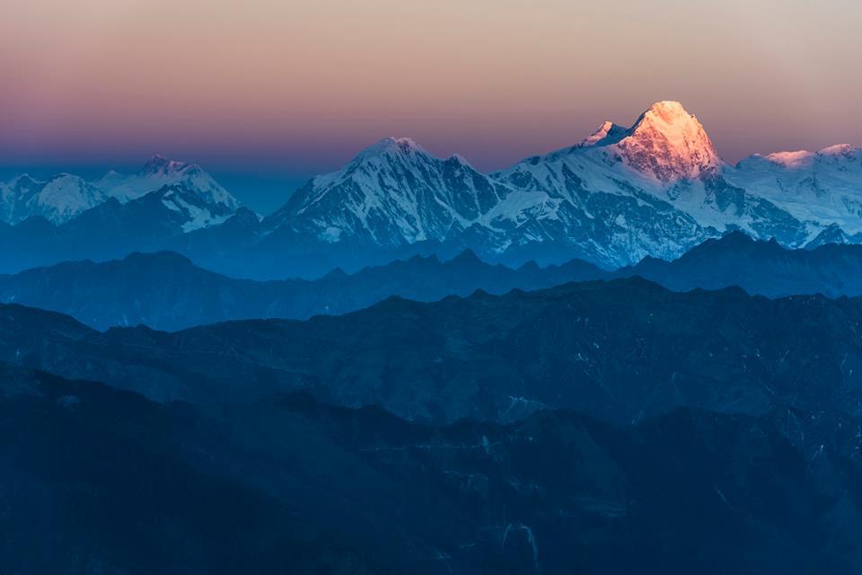 Гималайская понорама. Фото: Иван Дементиевский