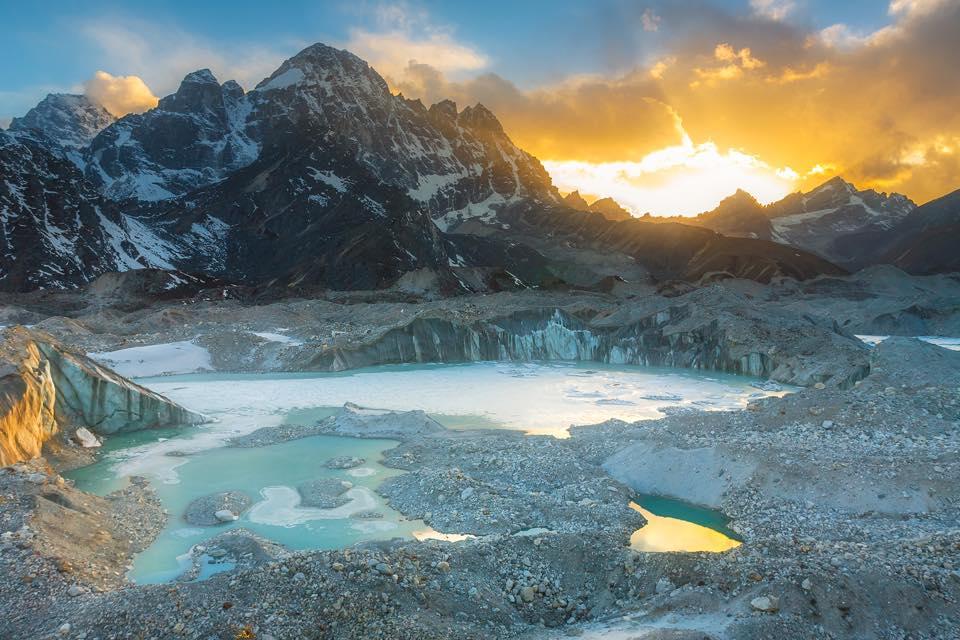 Гималайская панорама