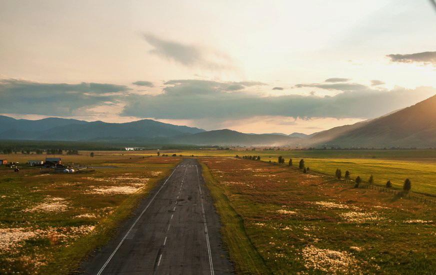 Уймонская долина. Фото: Елена Бриц