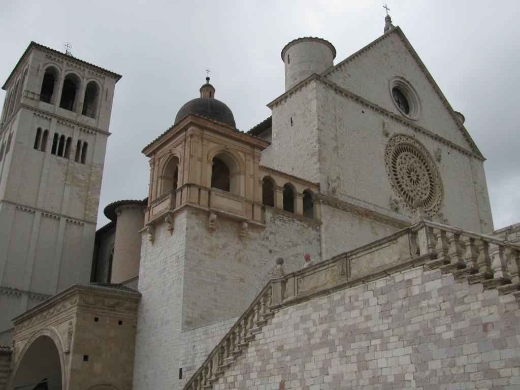 Базилика Сан Франческо. Ассизи