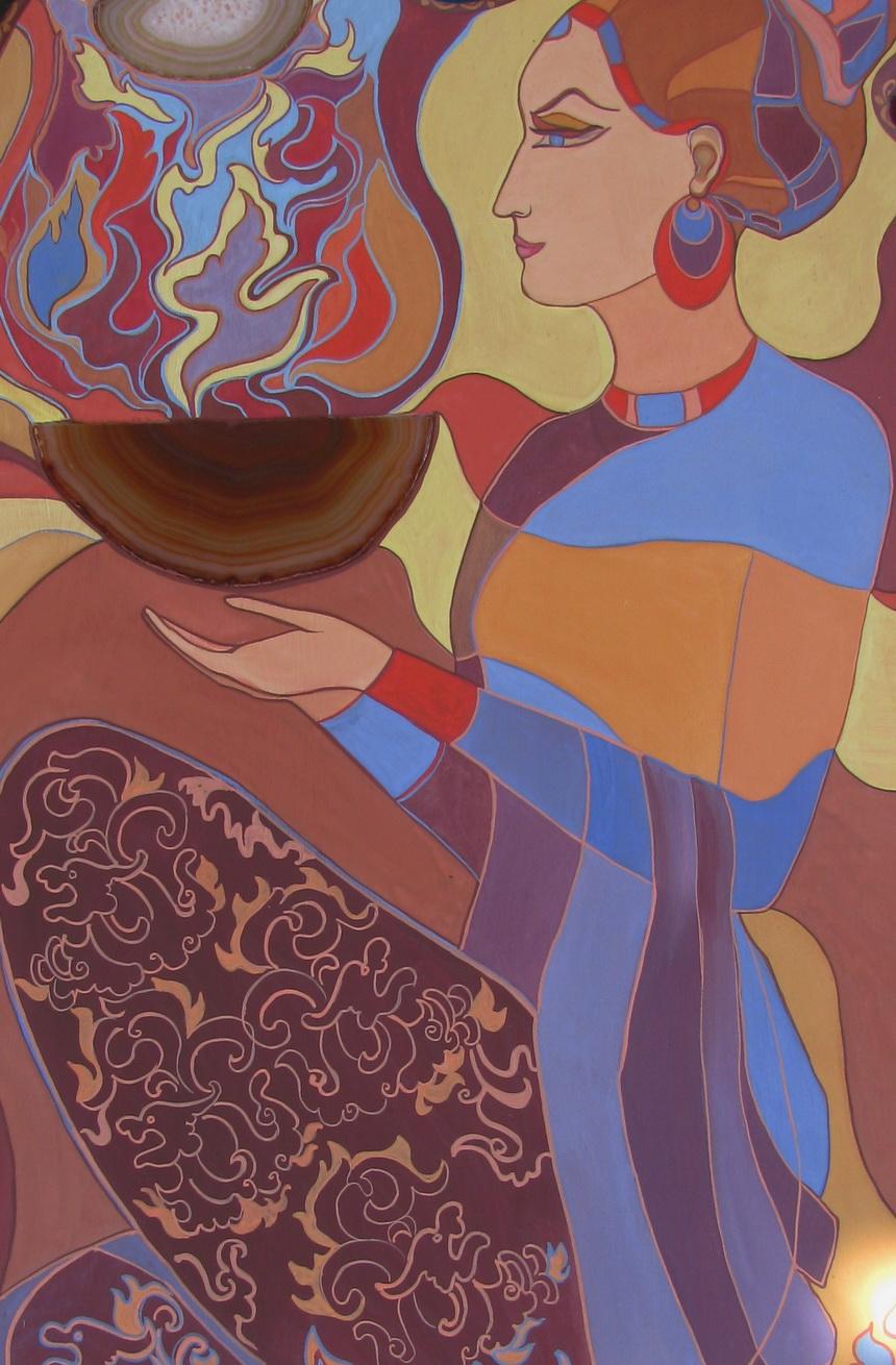 Огненная чаша (фрагмент)