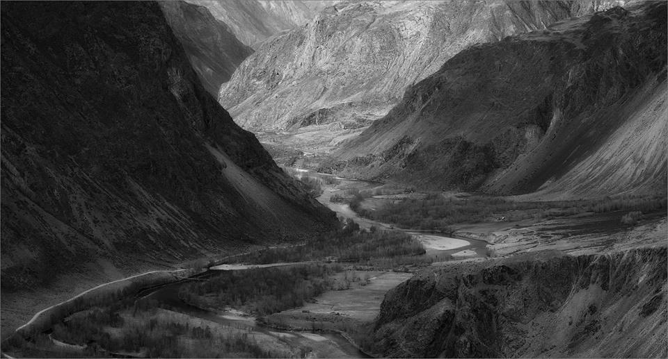 Долина Чулышмана,